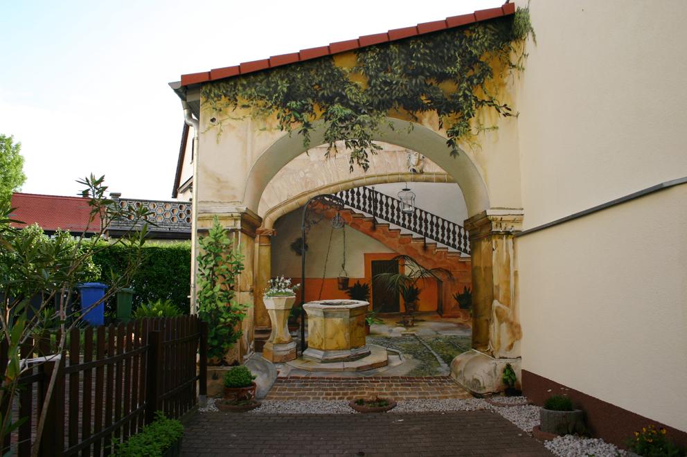 Meuselwitz Innenhof