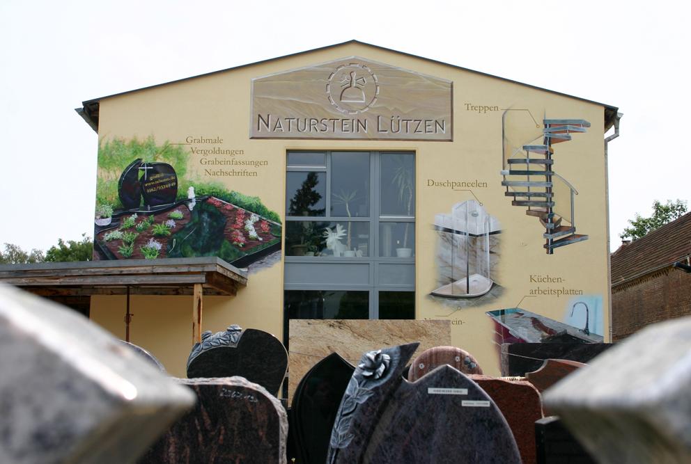 Lützen Naturstein