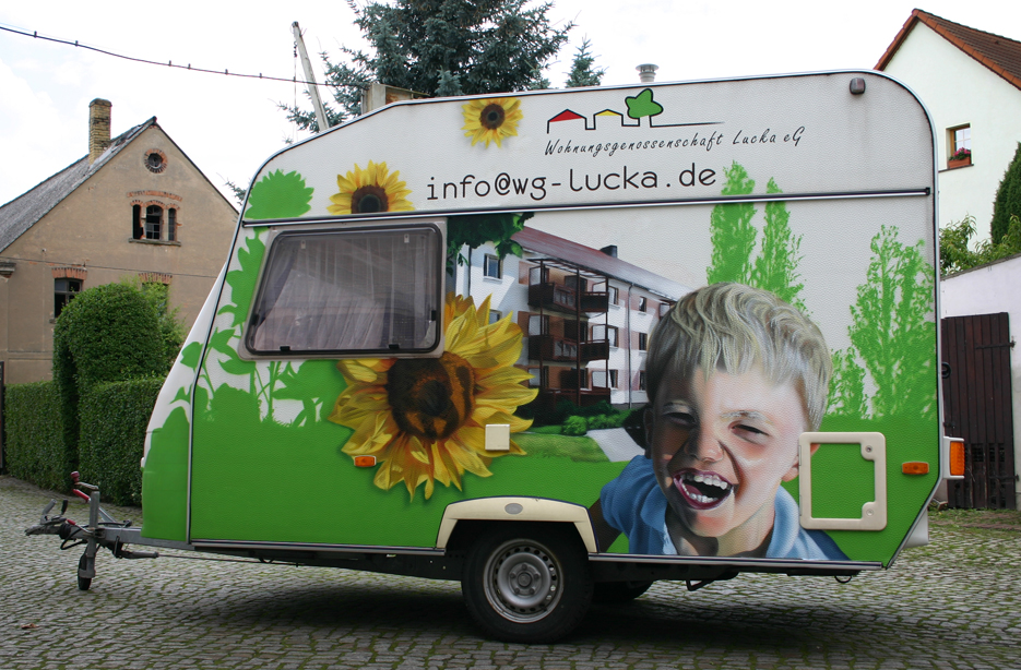 Lucka Wg Wohnwagen